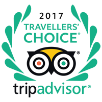 Trip Adviser - Travellers Choice Award 2017